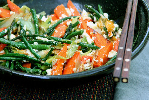 hot-salad-long-bean-carrot-tofu-hab625