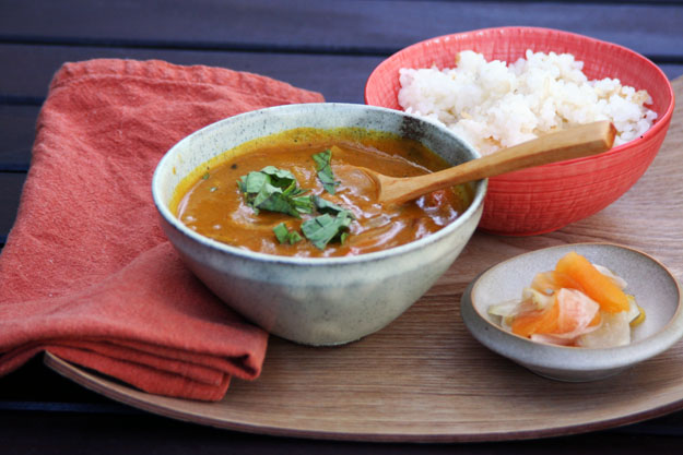 pumpkin curry625