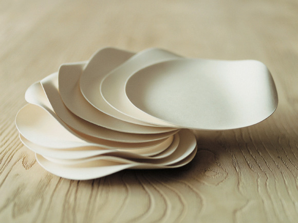 Do disposable plates ... & Wasara -- The World\u0027s Coolest Disposable Tableware | Breakaway Cook